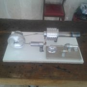 موتور استرلینگ بزرگ