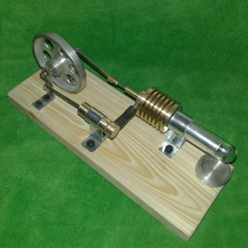 موتور استرلینگ برنجی