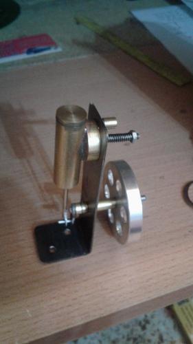 موتور بخار
